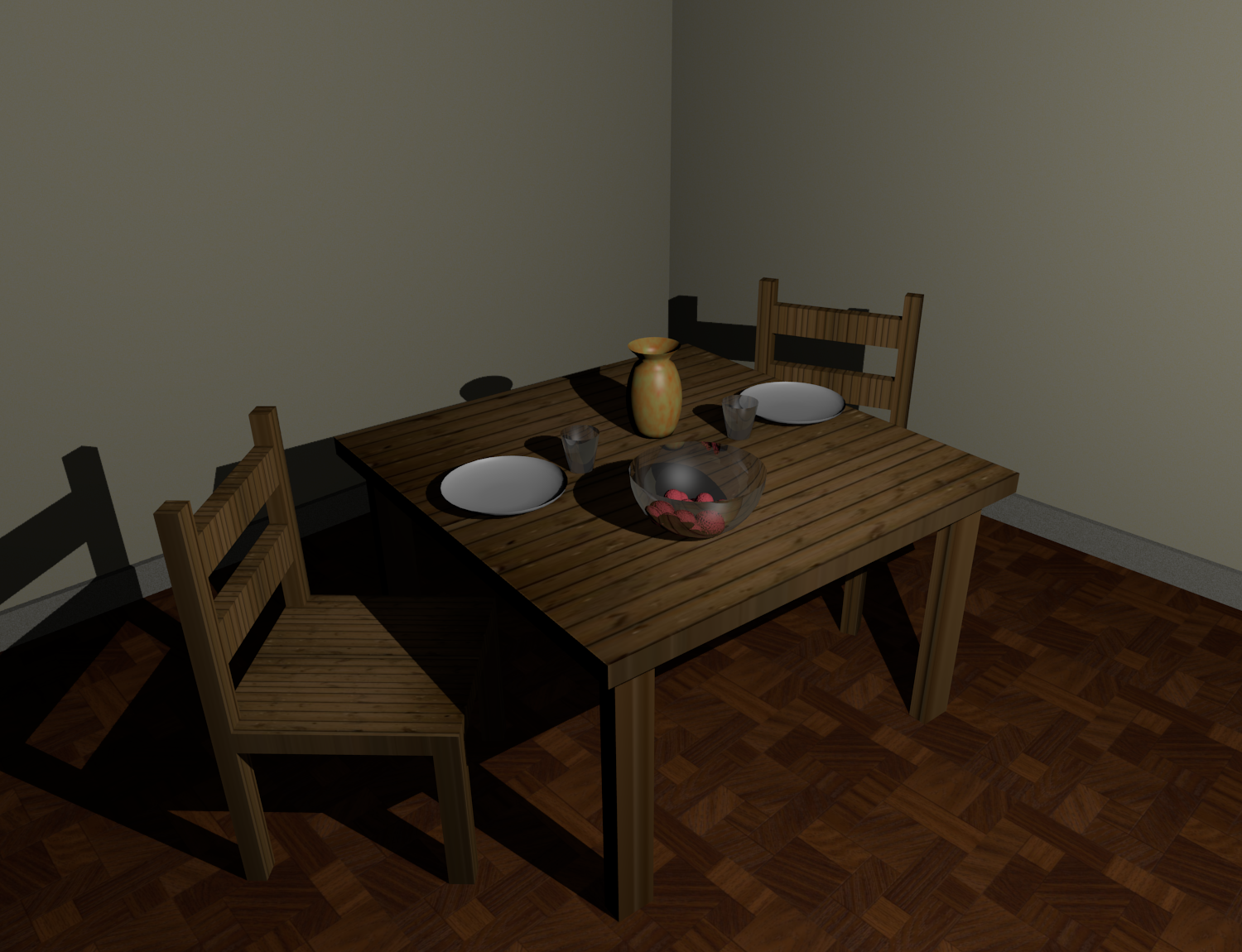 Table 3D image